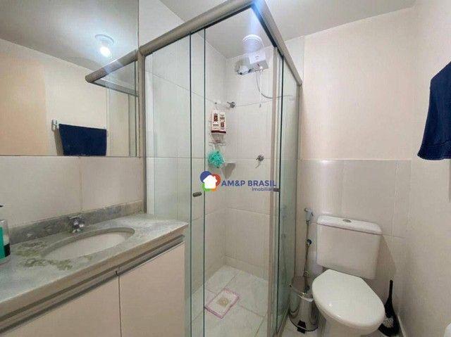 Apartamento com 2 dormitórios à venda, 58 m² por R$ 225.000,00 - Setor Negrão de Lima - Go - Foto 9