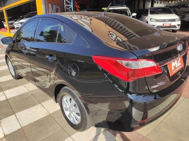 Hyundai hb20s 2014 1.6 comfort style 16v flex 4p automÁtico - Foto 8