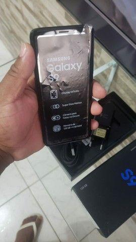 Samsung S9 128gb com caixa e acessórios originais  - Foto 2