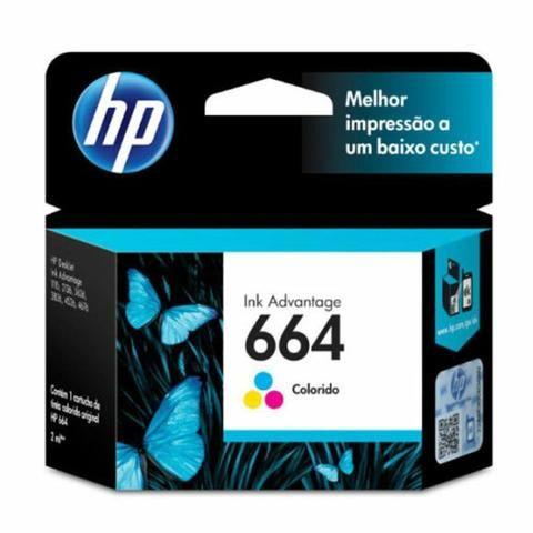 VM Print Cartuchos Hp 664 Color