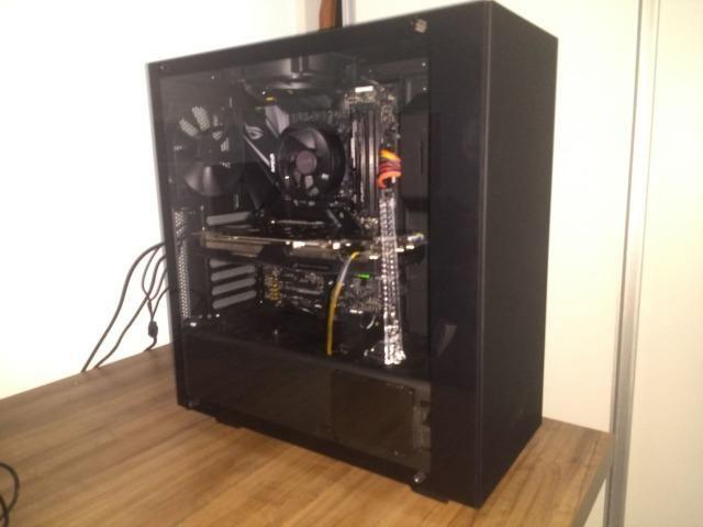 PC Gamer Ryzen 5 2600, GTX 1060 6GB, ROG Strix, SSD