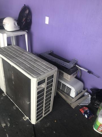 Vendo Ar Condicionado 24.000 btus