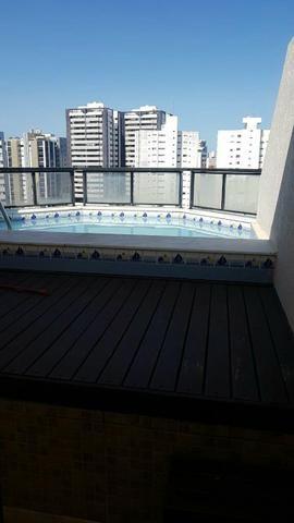 Cobertura com piscina na pituba
