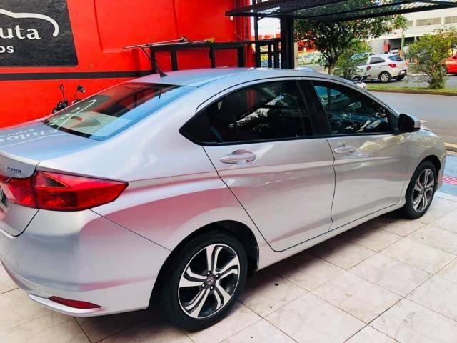Honda City 2015 lx automático, único dono carro impecável !!! - Foto 7