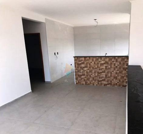 Casa à venda, 44 m² por R$ 187.000,00 - Maracanã - Praia Grande/SP
