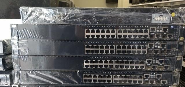 Switch Cisco Edge-corE ES3526YA 24 Portas