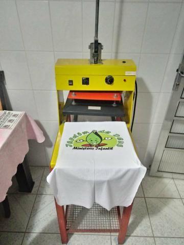 a1e3ac6b3 Prensa térmica 35x35 compacta print - Equipamentos e mobiliário ...