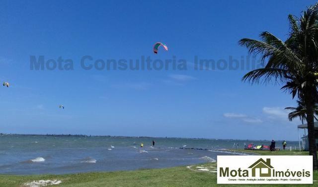 Mota Imóveis - Tem em Praia Seca Terreno de Esquina 605m² Escriturado com RGI - TE-089 - Foto 9
