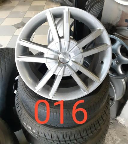 Rodas aro 16 para Jetta / Ford / Focus / Gol / Renault / Fiesta / Fiat / Esportiva e outro - Foto 9