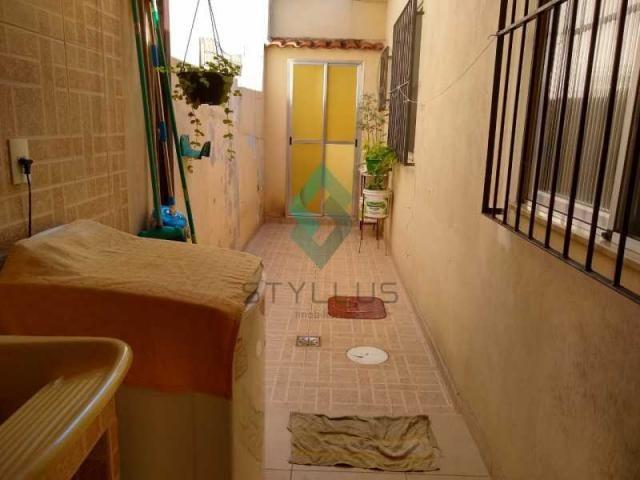 Casa de condomínio à venda com 3 dormitórios em Cachambi, Rio de janeiro cod:M71117 - Foto 18