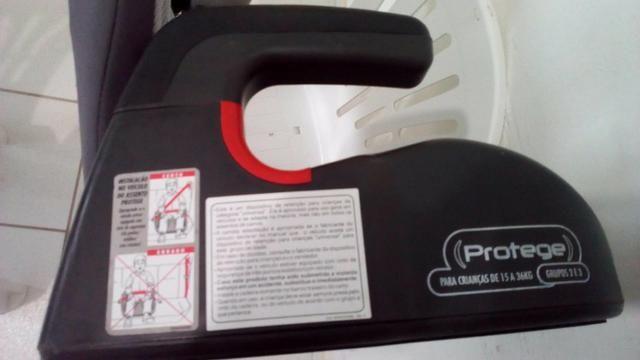 Cadeirinha de bebe marca protege pegpérego - Foto 4