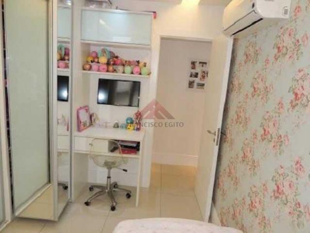Apartamento à venda com 3 dormitórios em Icaraí, Niterói cod:FE31287 - Foto 6