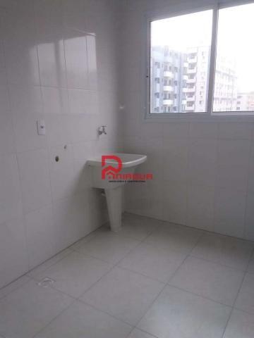 Apartamento para alugar com 2 dormitórios em Ocian, Praia grande cod:1088 - Foto 18