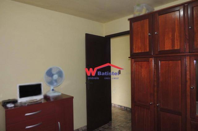Casa com 2 dormitórios à venda, 42 m² por r$ 350.000 - rua quintino bocaiuva nº 448 - camp - Foto 12