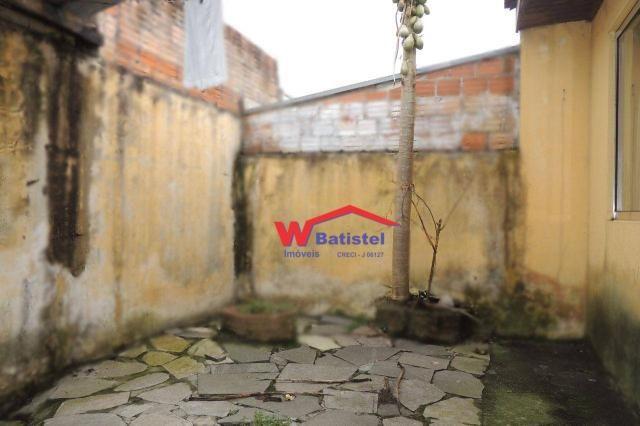 Casa com 2 dormitórios à venda, 42 m² por r$ 350.000 - rua quintino bocaiuva nº 448 - camp - Foto 16