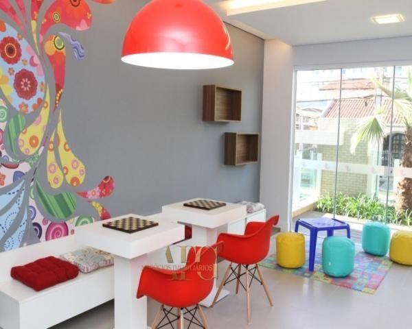 Apartamento a venda no bairro campinas em são josé - sc. 2 banheiros, 3 dormitórios, 1 suí - Foto 4