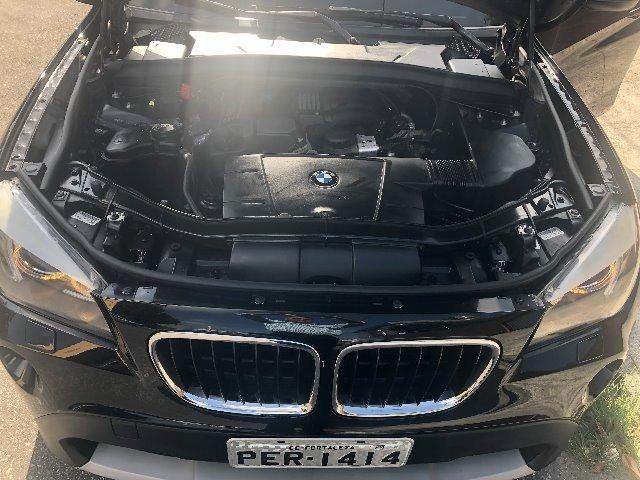 BMW X1 2011/2012 Automático + Pneus Novos + Multimídia com TV - Foto 4