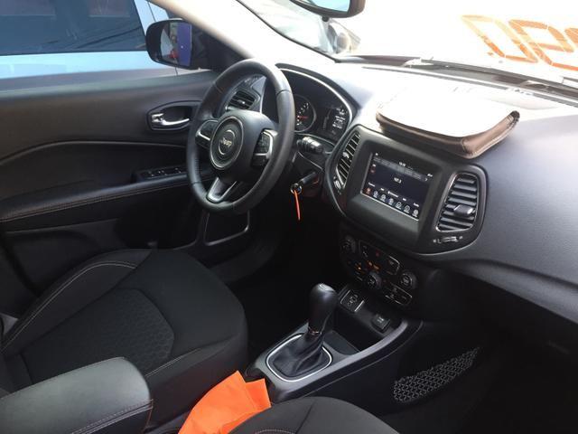Jeep Compass 2.0 Flex ( Compre comigo Ganhe 1 Brinde) leia Todo Anúncio - Foto 10