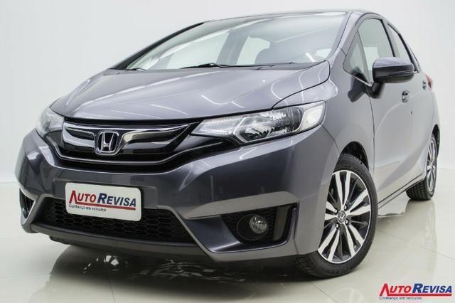 Honda Fit Ex 1.5 Cvt - 46500 km - 2015 - Foto 17