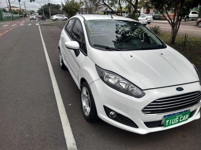 New Fiesta 1.5 S 2015