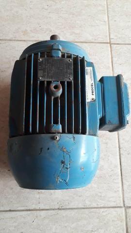 Motor trifasico 2cv Weg
