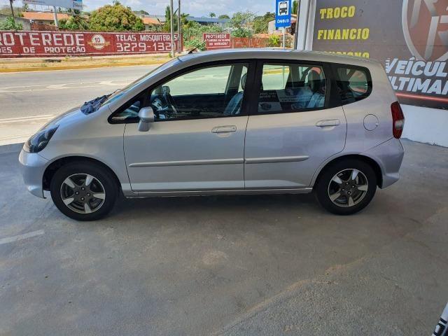 """Honda - Honda Fit LX 1.4 Automático, Flex, Completo, B. Couro, Revisado, Garantia, """"Extra"""""""