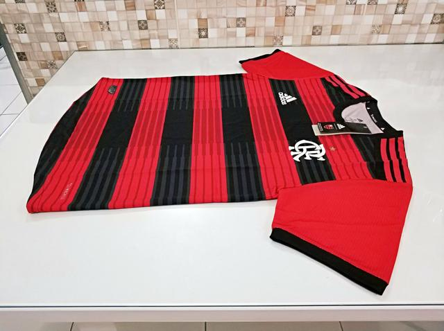 Camisa Flamengo I Player 18/19 - Foto 5