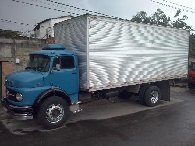 Baú de alumínio para caminhao toco ou truck - Foto 3