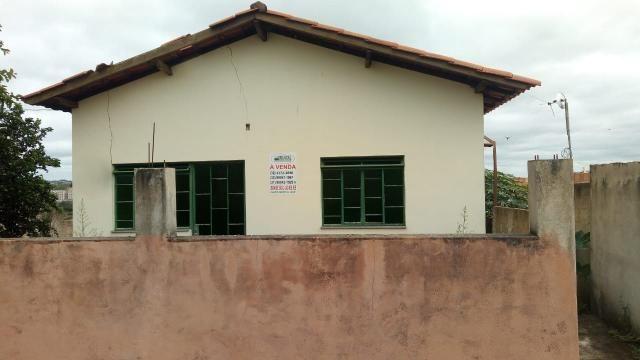Casa à venda com 2 dormitórios em Vila brasil, São joão del rei cod:561