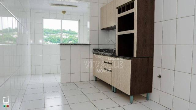 Apartamento com 2 dormitórios para alugar, 110 m² por r$ 1.350/mês - ao lado do hust - cen - Foto 11