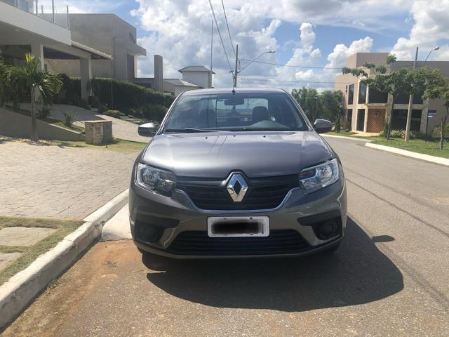 Renault LOGAN ZEN 2020 IPVA 2020 PAGO - Foto 2