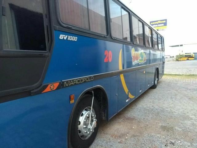 Ônibus Rodoviário Marcopólo Gv1000 - Foto 3