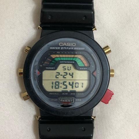 889375725d2 Relógio Casio G-Shock DW-6000 original seminovo - Bijouterias ...