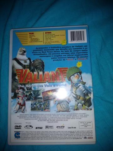 DVD Valiant - Um Herói que Vale a Pena