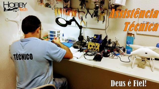Manutenção em Drones Dji Hubsan Syma Mavic Phantom - Foto 2