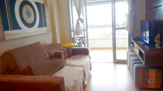 Apartamento para venda em vitória, jardim camburi, 3 dormitórios, 1 suíte, 2 banheiros, 1  - Foto 5