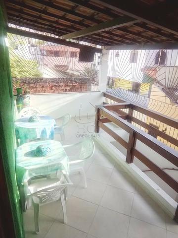 Casa 1º Andar Estilo Duplex, Financiável, 5/4 (2 Suítes), Rua Tranquila; Itapuã-HC034 - Foto 19