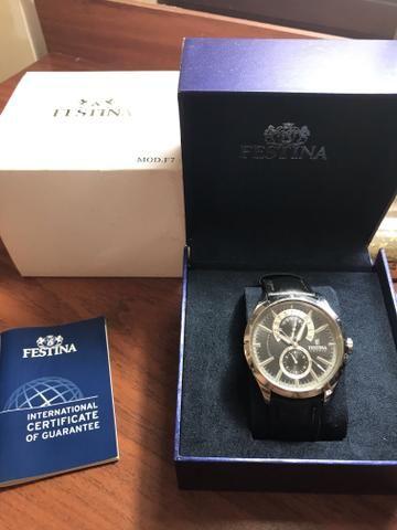 47f8779f038 Relógio FESTINA original - Bijouterias