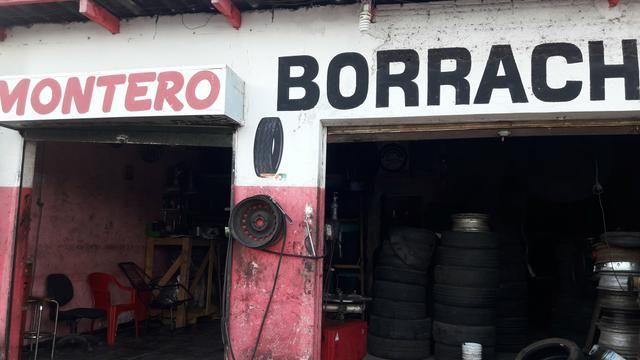 Vende-se Borracharia