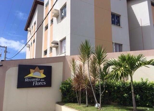 Apartamento residencial à venda, Conjunto Rosa Elze, São Cristóvão.