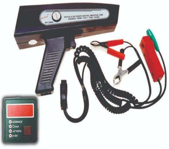 Pistola de ponto digital - Planatc
