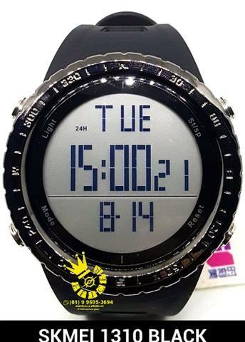 4fd288788d5 Relógio M i l i t a r 1310 digital masc Prova D água Entrega Grátis  4x s