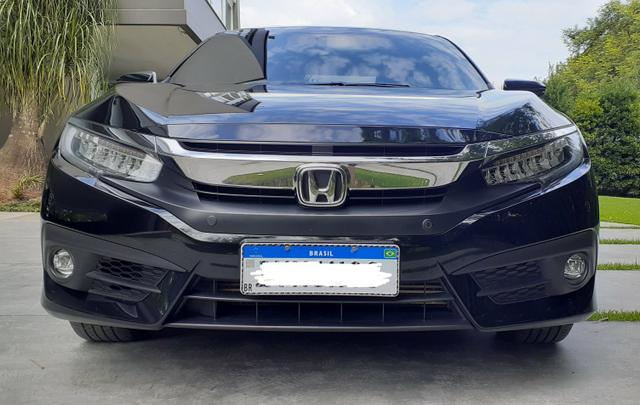 Civic sedan touring 1.5 turbo 16v aut. 4p IPVA 2020 pago - Foto 11