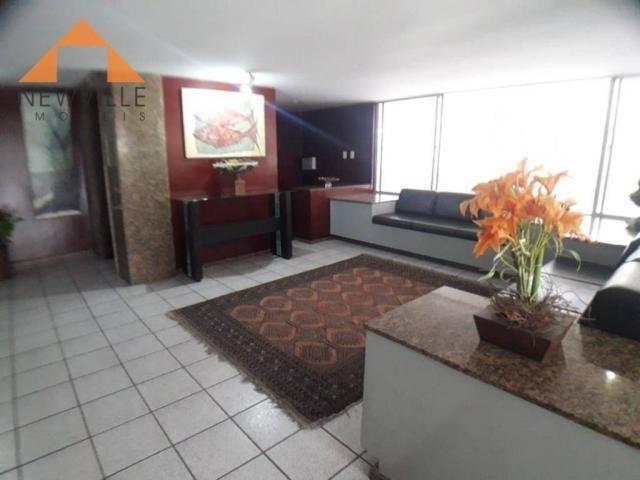 Apartamento com 2 quartos para alugar, 97 m² por R$ 2.200/mês - Graças - Recife - Foto 9