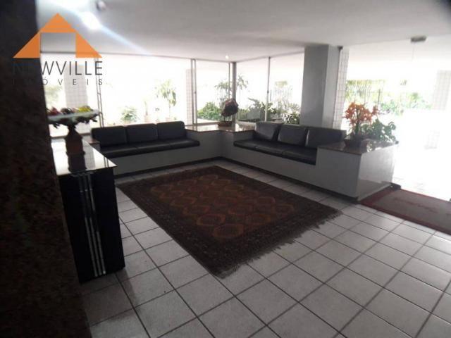 Apartamento com 2 quartos para alugar, 97 m² por R$ 2.200/mês - Graças - Recife - Foto 10