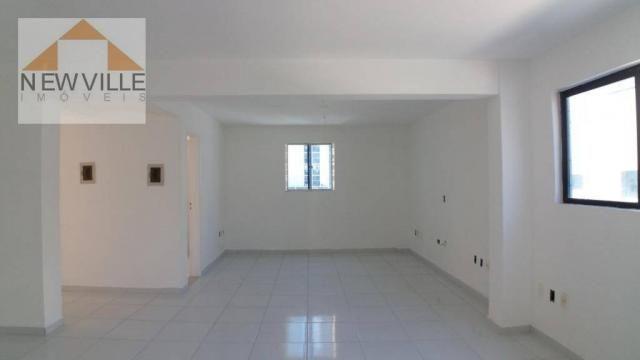 Sala para alugar, 46 m² por R$ 2.107,00/mês - Boa Viagem - Recife/PE - Foto 8