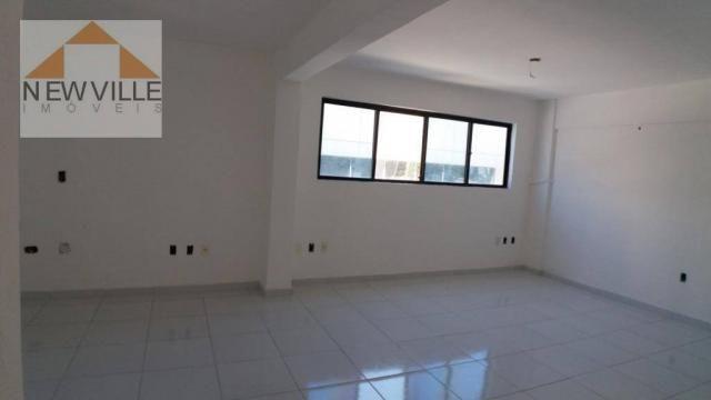 Sala para alugar, 46 m² por R$ 2.107,00/mês - Boa Viagem - Recife/PE - Foto 3