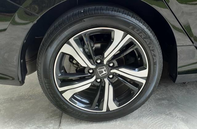 Civic sedan touring 1.5 turbo 16v aut. 4p IPVA 2020 pago - Foto 16