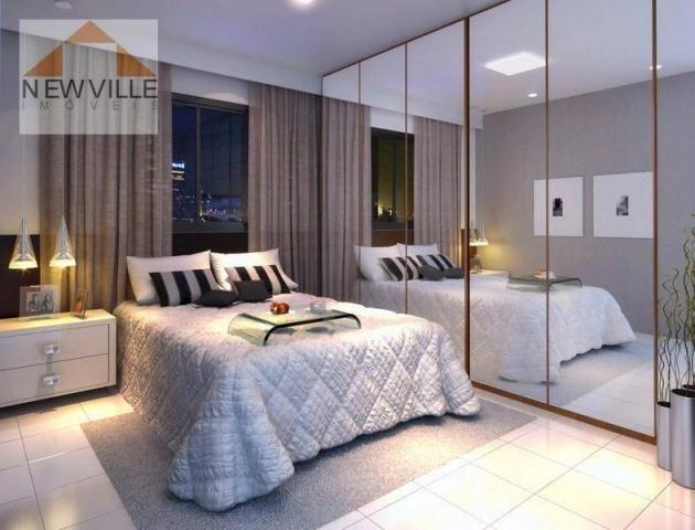 Apartamento com 3 quartos à venda, 84 m² por R$ 610.000,00 -próx.Rio Mar- Pina - Recife - Foto 3