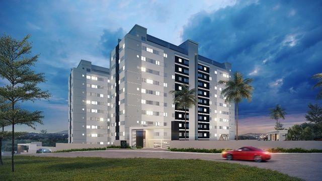 Apartamento de 2 quartos com área de lazer completa no Realeza - Obras muito avançadas - Foto 6